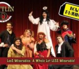 Theatre Review: LESS MISERABLES (at Rattlin' D Playhouse)