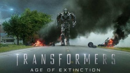 TRANSFORMERS: AGE OF EXTINCTION Family Movie Review