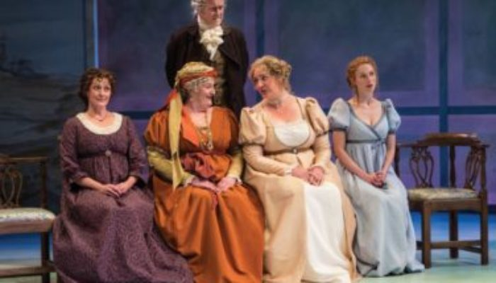 Theatre Review: SENSE AND SENSIBILITY (at the Utah Shakespeare Festival)
