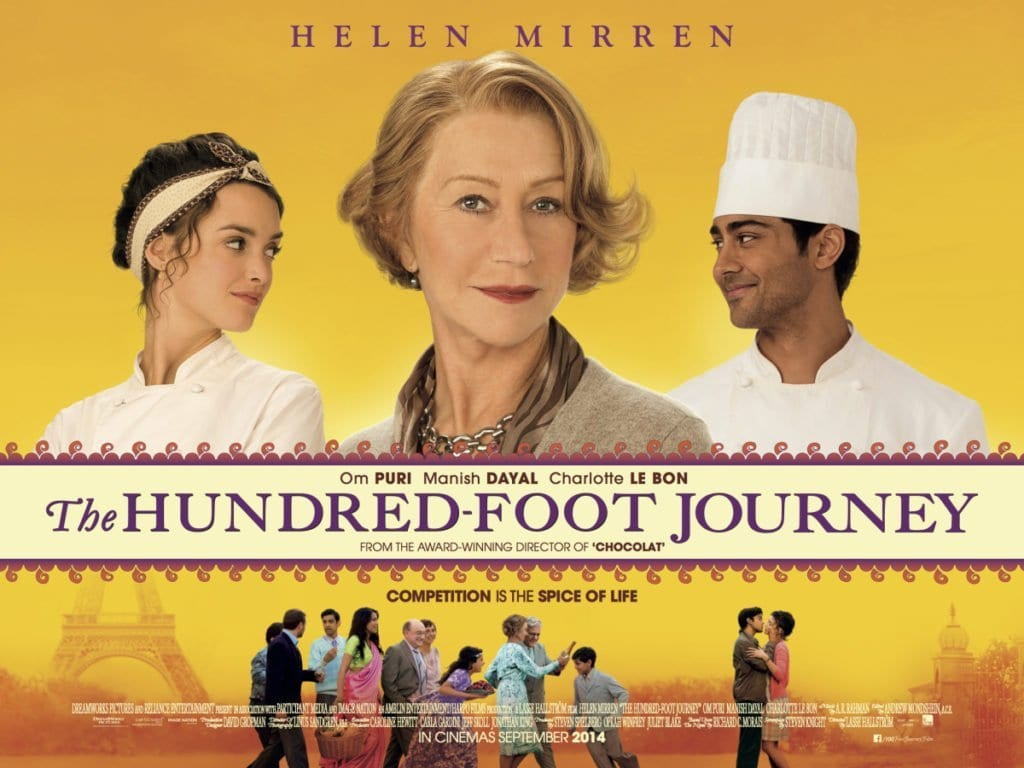 THE HUNDRED-FOOT JOURNEY Family Movie Review