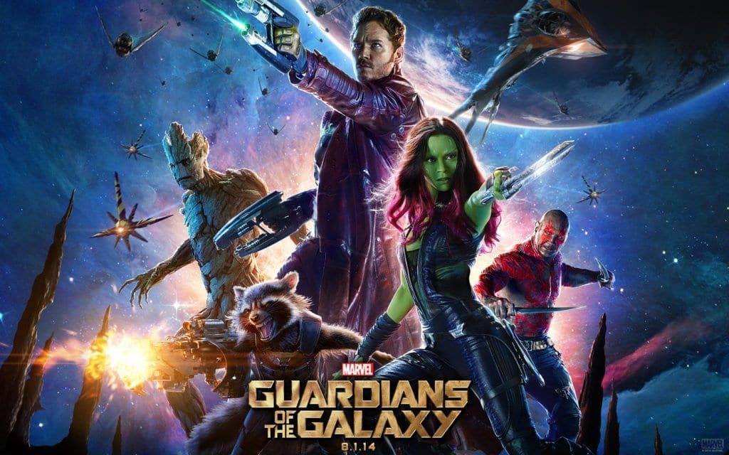 GUARDIANS OF THE GALAXY Family Movie Review