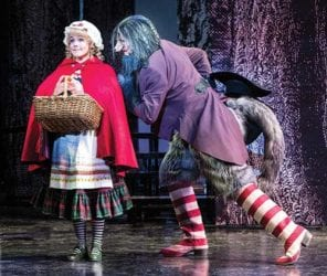 Theatre Review: INTO THE WOODS (at Utah Shakespeare Festival)