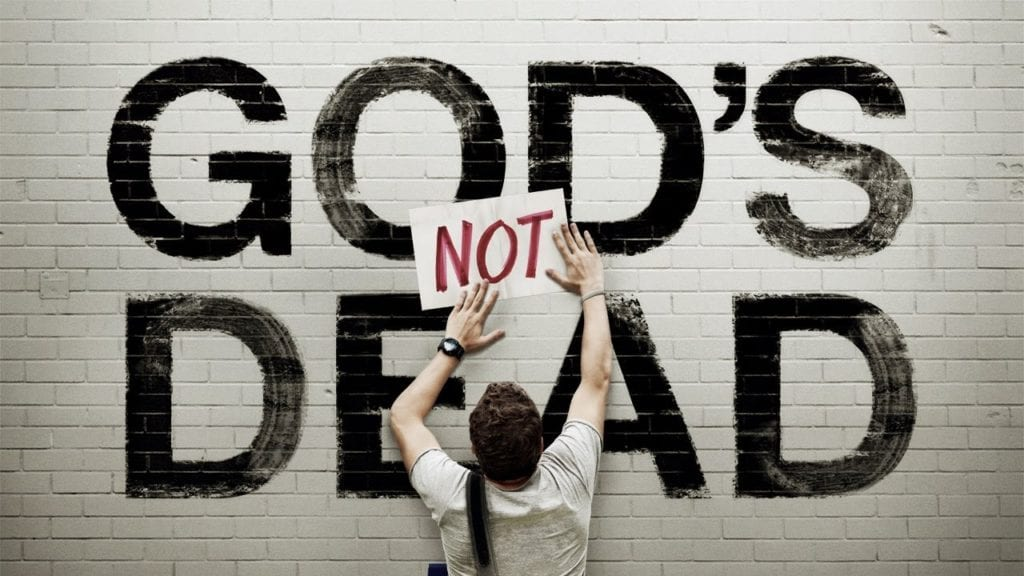 GOD'S NOT DEAD Family Movie Review