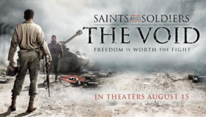 SAINTS AND SOLDIERS: THE VOID Family Movie Review