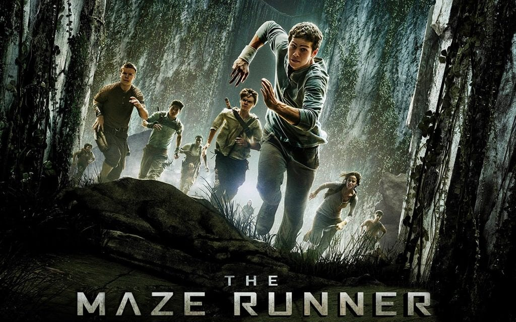 THE MAZE RUNNER Family Movie Review