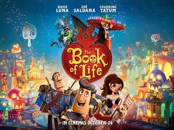 THE BOOK OF LIFE Family Movie Review