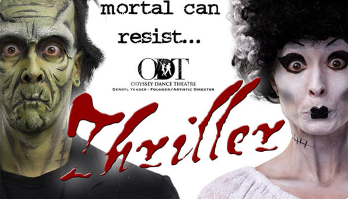 Theatre Review: THRILLER (at Tuacahn)