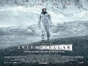 INTERSTELLAR Family Movie Review