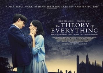THE THEORY OF EVERYTHING Family Movie Review