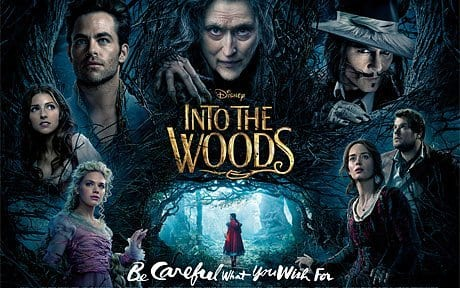 INTO THE WOODS Family Movie Review