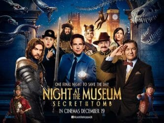 NIGHT AT THE MUSEUM: SECRET OF THE TOMB Family Movie Review