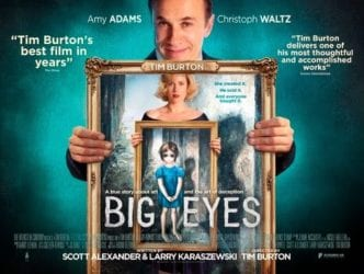 BIG EYES Family Movie Review