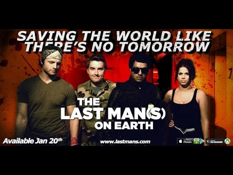 THE LAST MAN(s) ON EARTH Family Movie Review