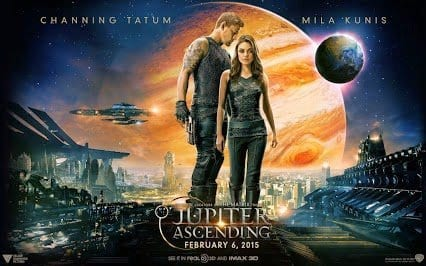 JUPITER ASCENDING Family Movie Review