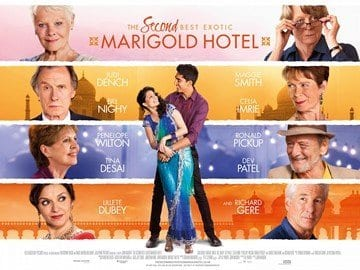 THE SECOND BEST EXOTIC MARIGOLD HOTEL Family Movie Review