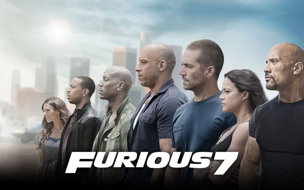 FURIOUS 7 Family Movie Review