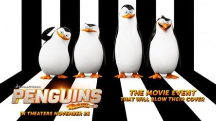 PENGUINS OF MADAGASCAR Family Movie Review