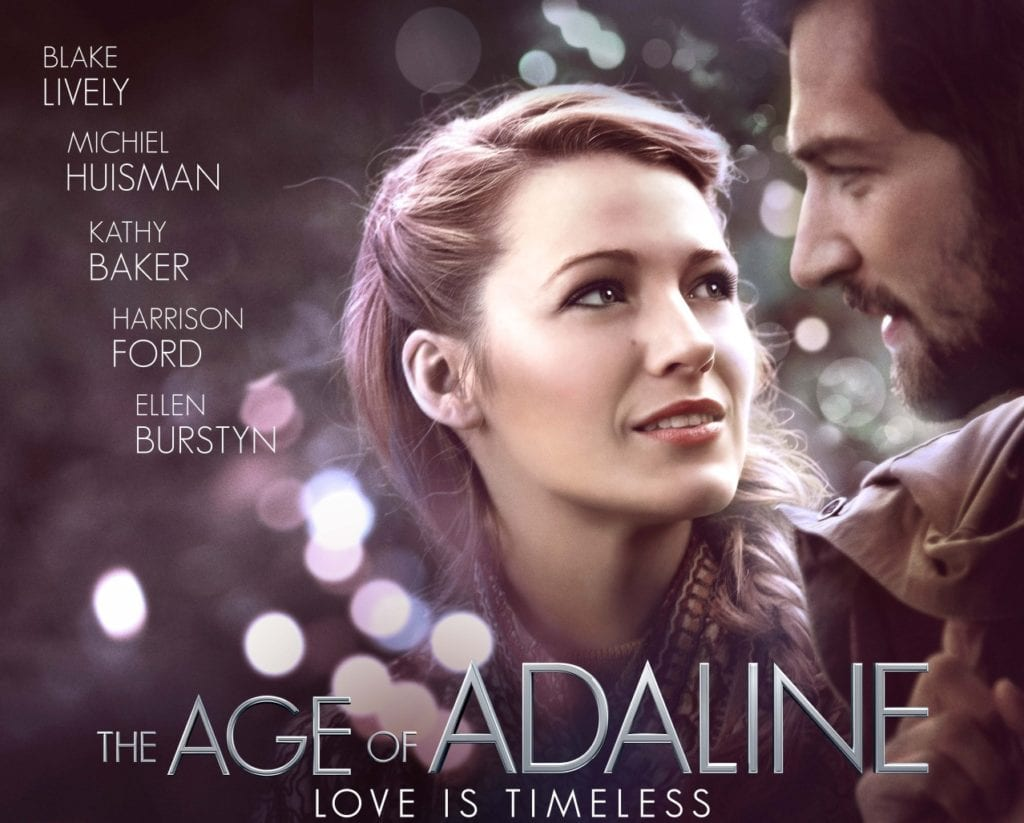 AGE OF ADALINE Family Movie Review