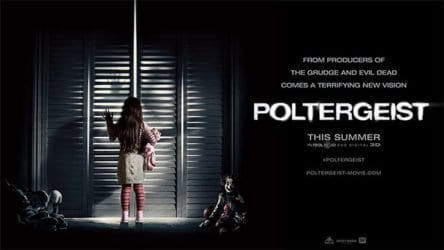 POLTERGEIST Family Movie Review