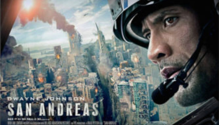 SAN ANDREAS Family Movie Review