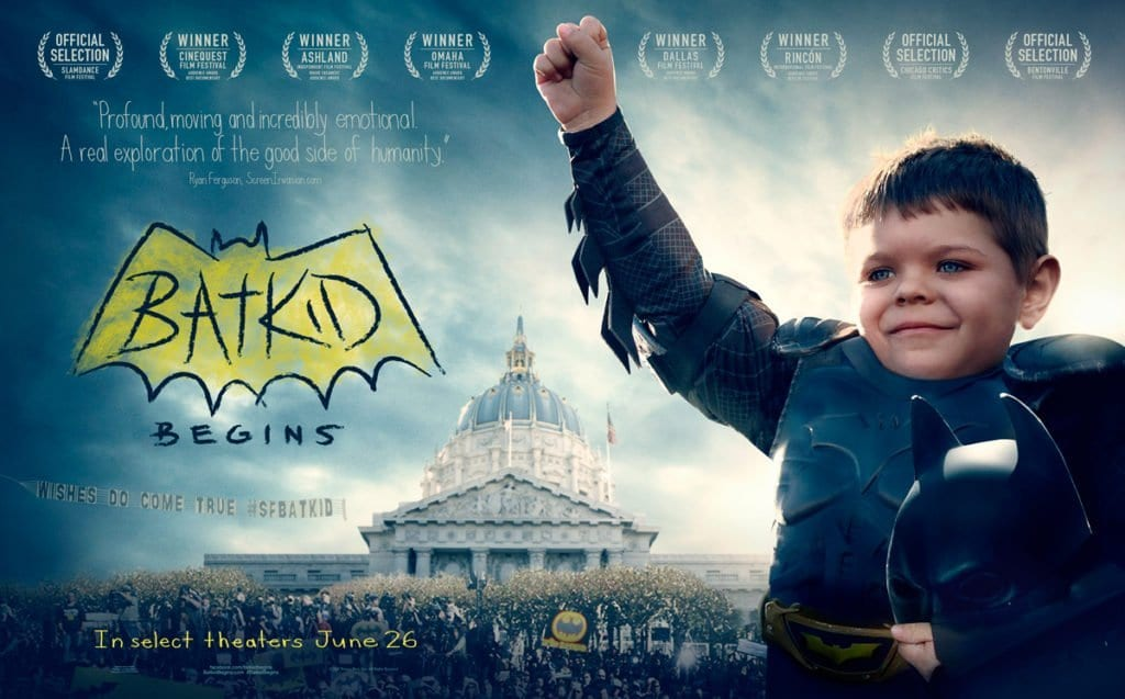 BATKID BEGINS Family Movie Review