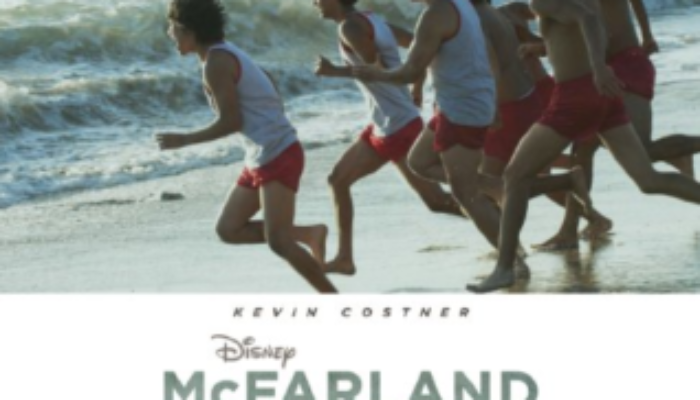 McFARLAND USA Family Movie Review