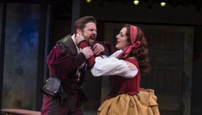 Theatre Review: TAMING OF THE SHREW (at Utah Shakespeare Festival)