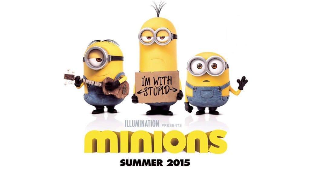 MINIONS Family Movie Review