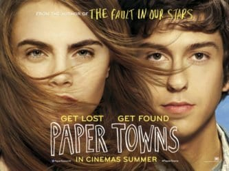 PAPER TOWNS Family Movie Review