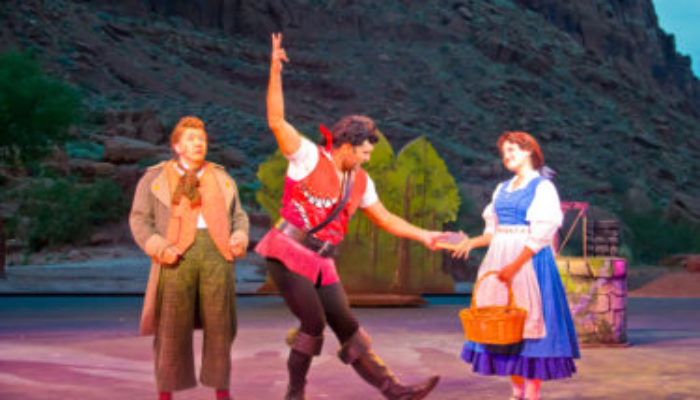 Theatre Review: BEAUTY AND THE BEAST (at Tuacahn)