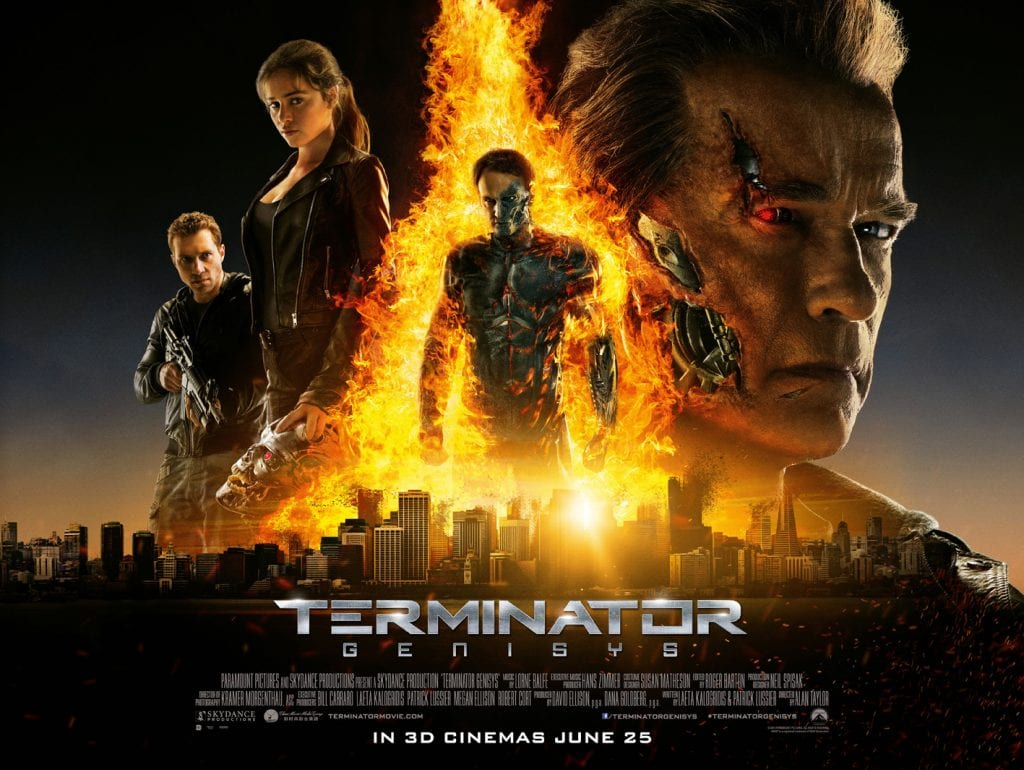 TERMINATOR: GENYSIS Family Movie Review
