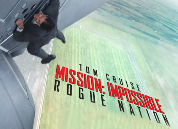 MISSION IMPOSSIBLE: ROGUE NATION Family Movie Review