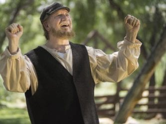Theatre Review: FIDDLER ON THE ROOF (at Brigham's Playhouse)