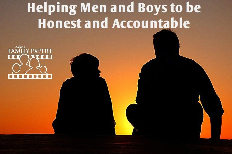 helping men and boys