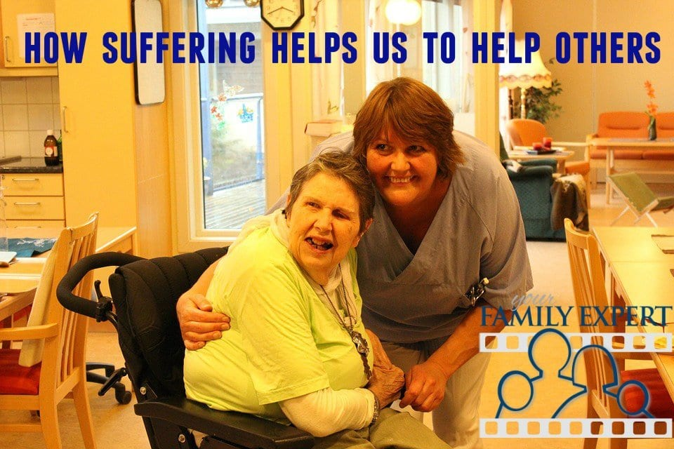 suffering help others