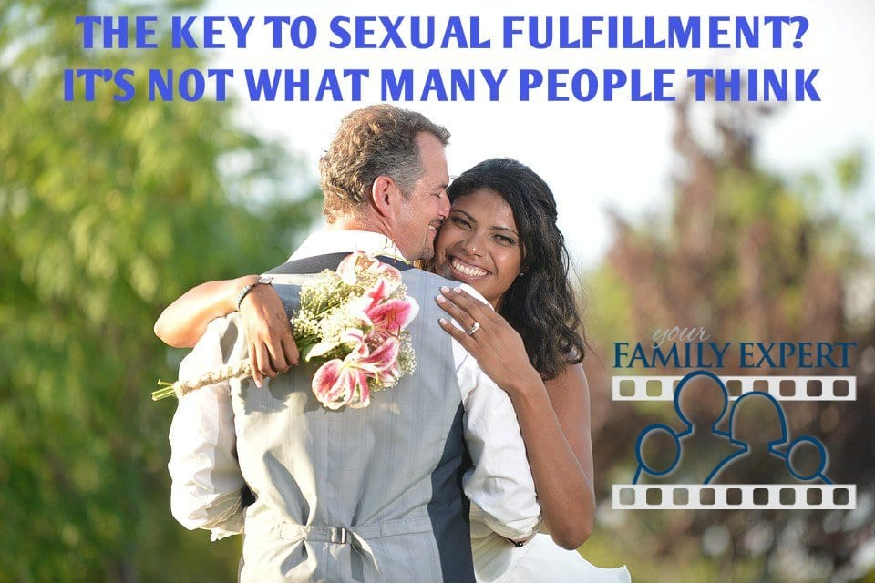 key to sexual fulfillment