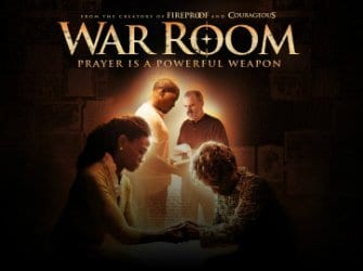 WAR ROOM Family Movie Review