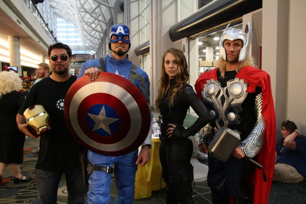 FanX Salt Lake Comic Convention: Looking Back on that Incredible First Year
