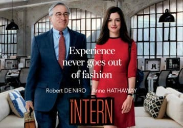 THE INTERN Family Movie Review