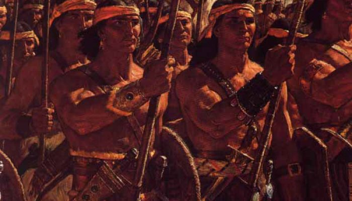 What Husbands Can Learn from the Stripling Warriors