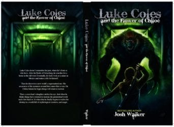 Book Review: LUKE COLES AND THE FLOWER OF CHILOE