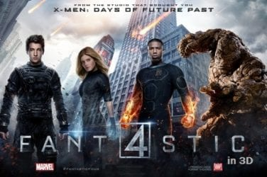 FANTASTIC FOUR Family Movie Review