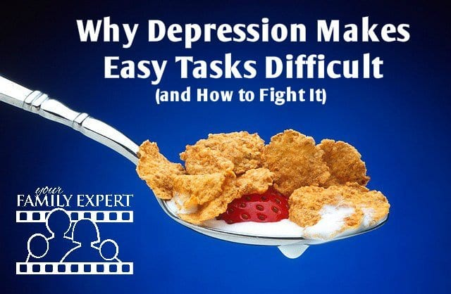 depression easy difficult