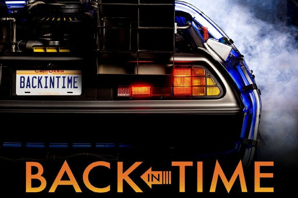 BACK IN TIME Family Movie Review