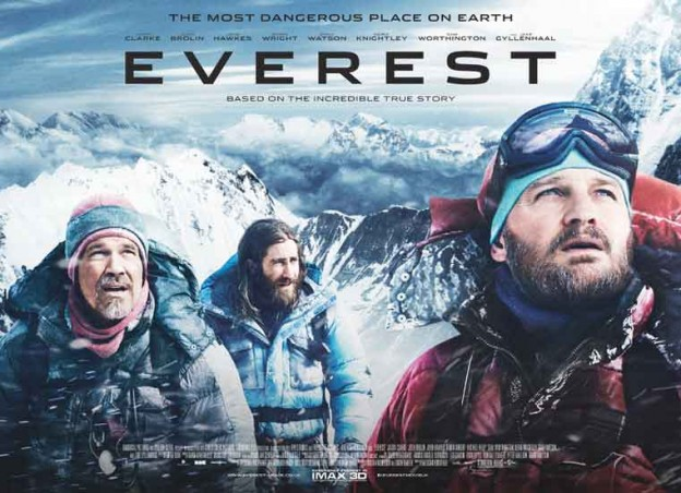 EVEREST Family Movie Review