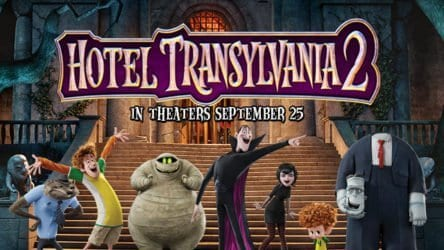 HOTEL TRANSYLVANIA 2 Family Movie Review