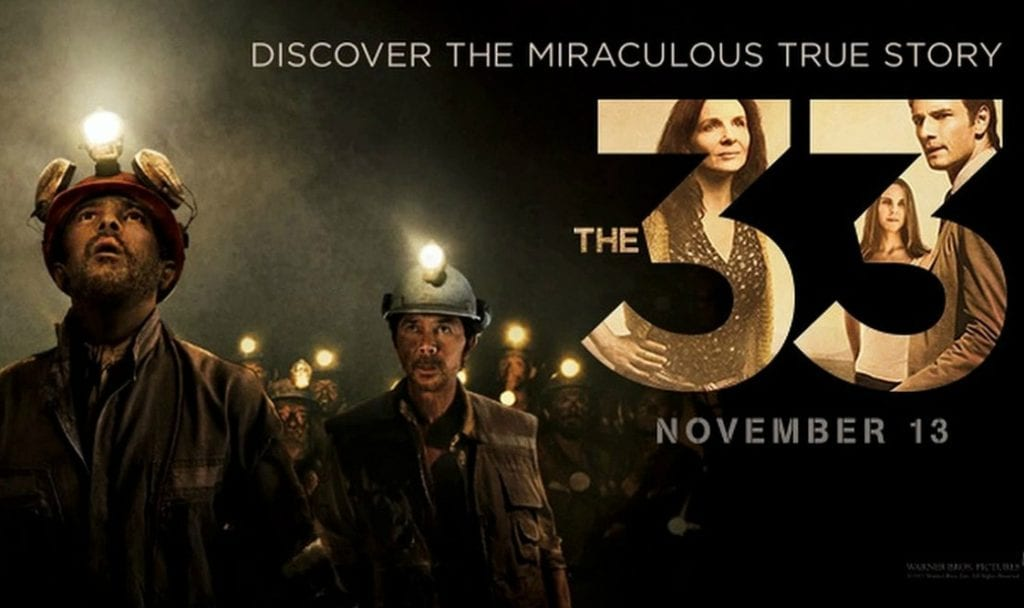 THE 33 Family Movie Review