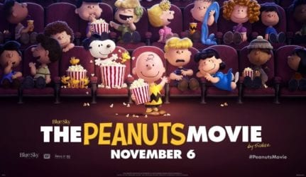THE PEANUTS MOVIE Family Movie Review