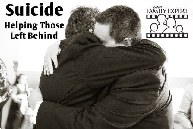 suicide helping those left behind