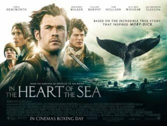 IN THE HEART OF THE SEA Family Movie Review